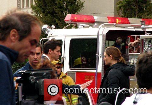 David Boreanaz and Emily Deschanel 8