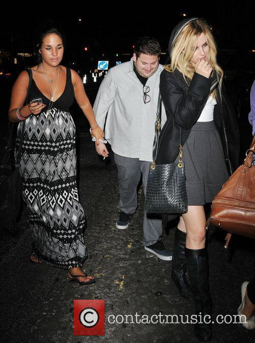 Riley Keough and Jonah Hill 4