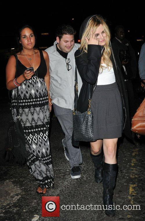 Riley Keough and Jonah Hill 6