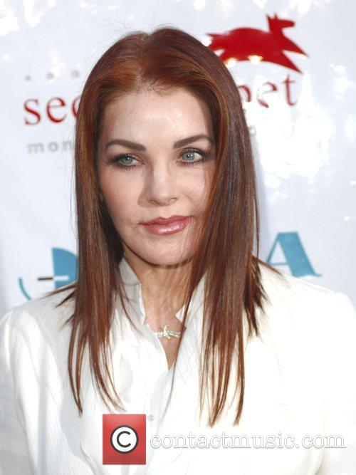 Pricilla Presley and Bow Wow 2