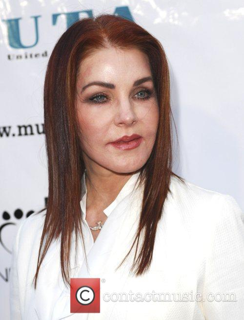 Pricilla Presley and Bow Wow 3