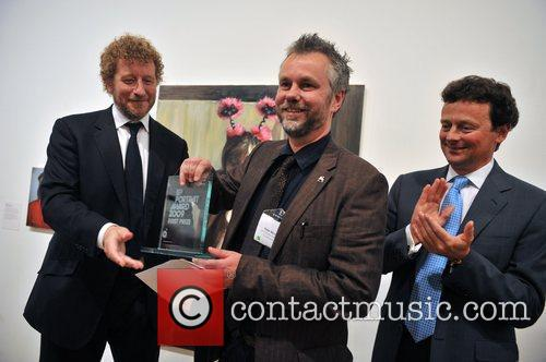 BP Portrait Prize winner announcement held at the...