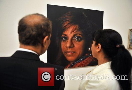 Work by Hynek Martinec BP Portrait Prize winner...