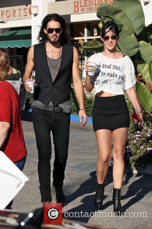 Russell Brand and Katie Perry 4