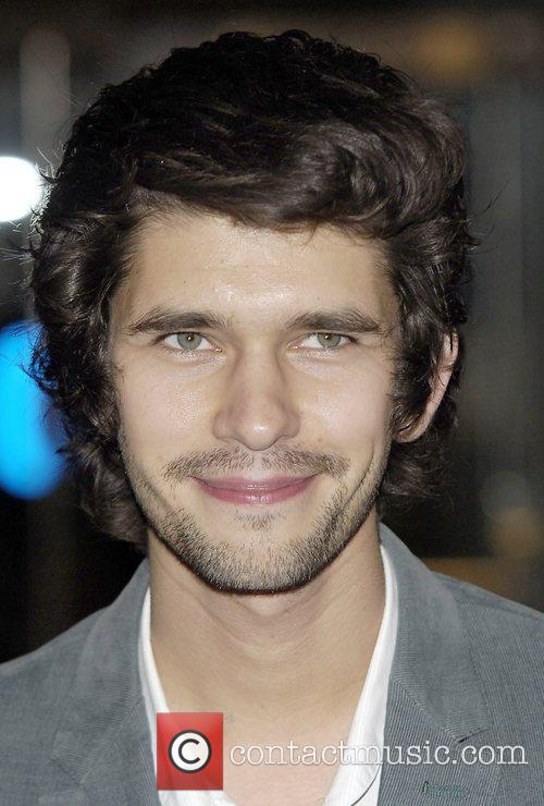 Ben Whishaw attends the premiere for 'Bright Star'...