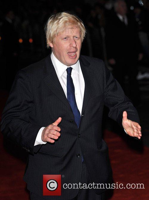 Boris Johnson The Times BFI London Film Festival...
