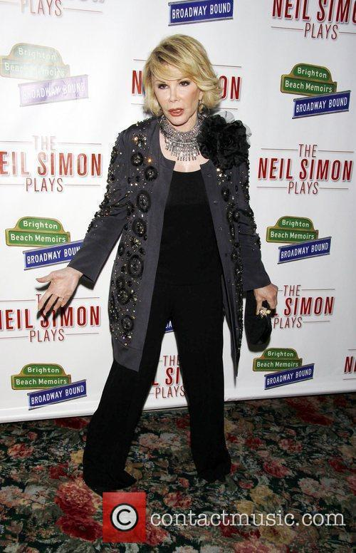 Joan Rivers and Neil Simon 1
