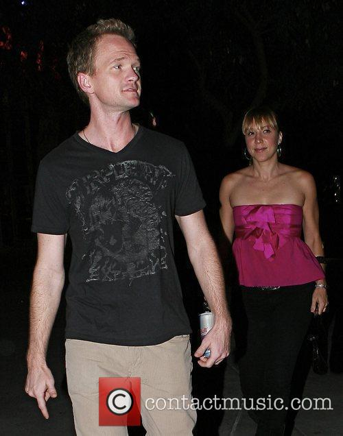 Neil Patrick Harris arrives at the Britney Spears...