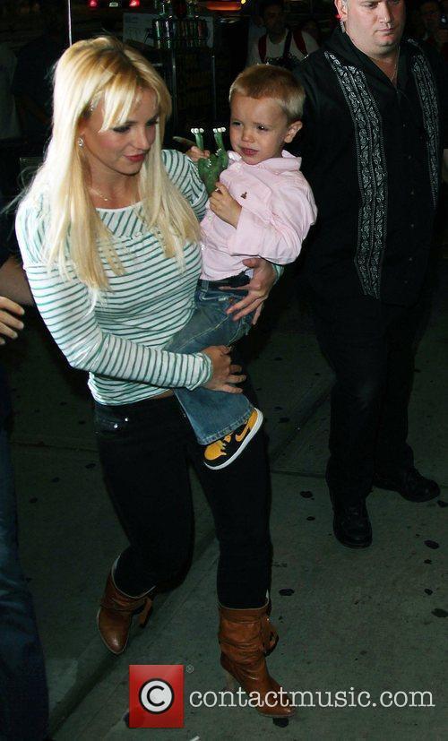 Britney Spears and Sean Preston 11