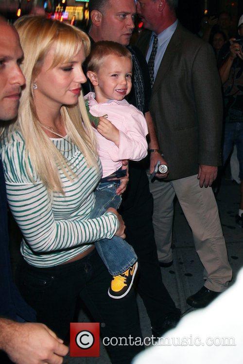 Britney Spears and Sean Preston 9
