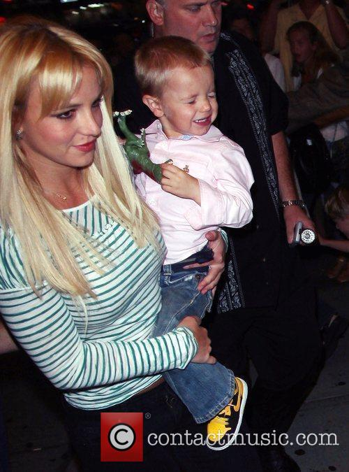 Britney Spears and Sean Preston 6