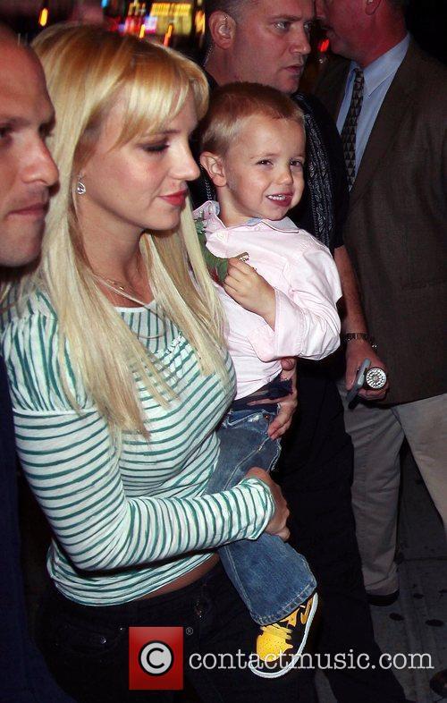 Britney Spears and Sean Preston 3