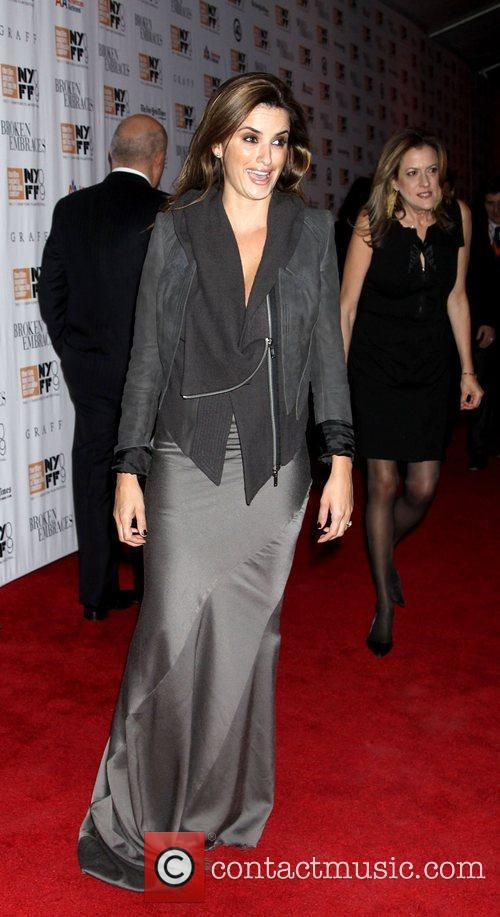 Penelope Cruz attends the 2009 New York Film...