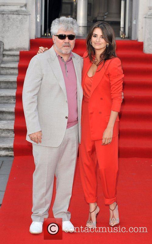 Pedro Almodovar and Penelope Cruz 2