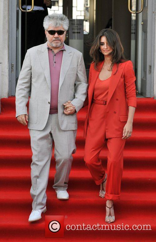 Pedro Almodovar and Penelope Cruz 3