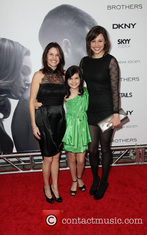 Actresses Bailee Madison, Taylor Geare and Guest The...