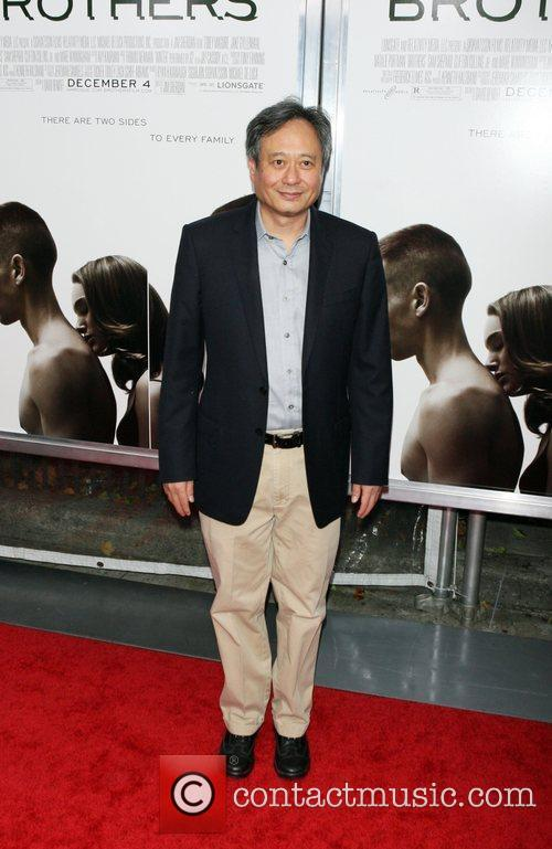 Ang Lee The Cinema Society, Details and DKNY...