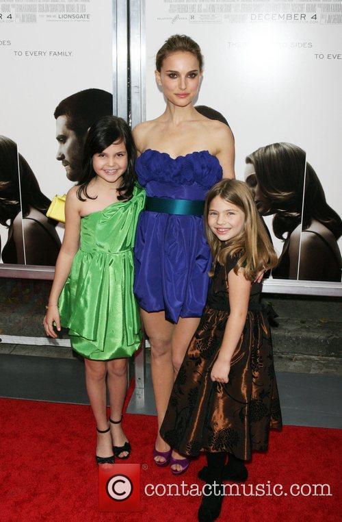 Bailee Madison, Natalie Portman, Taylor Geare The Cinema...