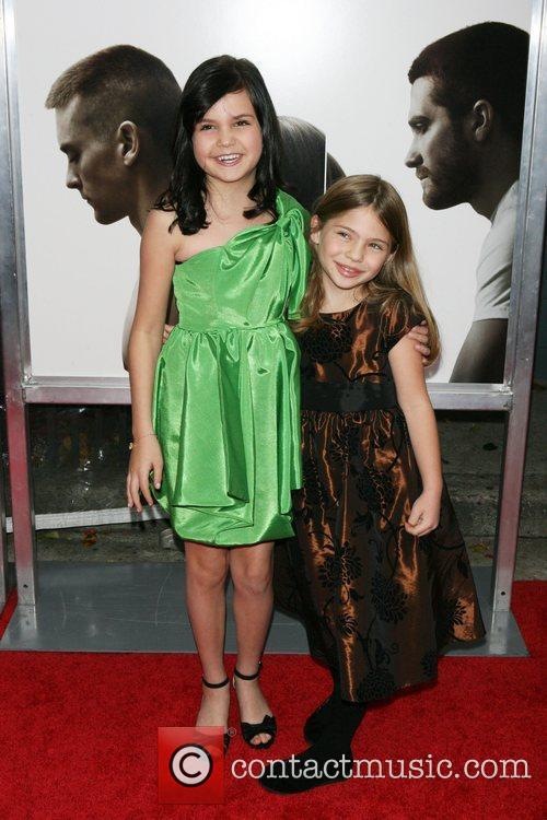 Bailee Madison and Taylor Geare