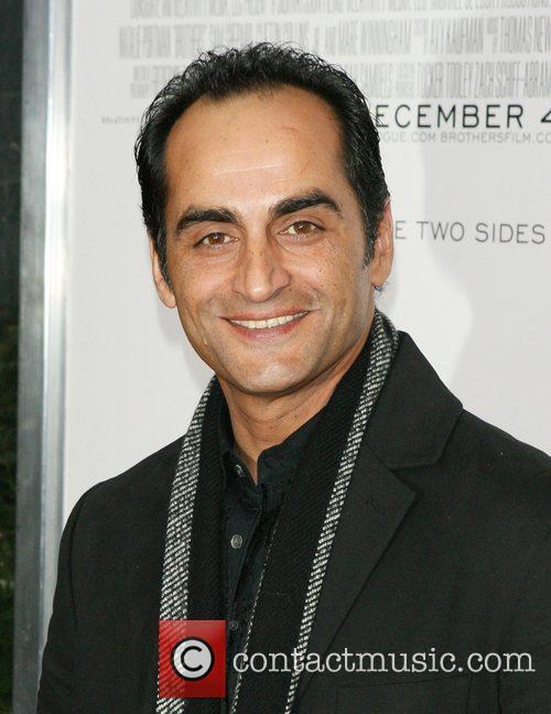 Navid Neghaban The Cinema Society, Details and DKNY...