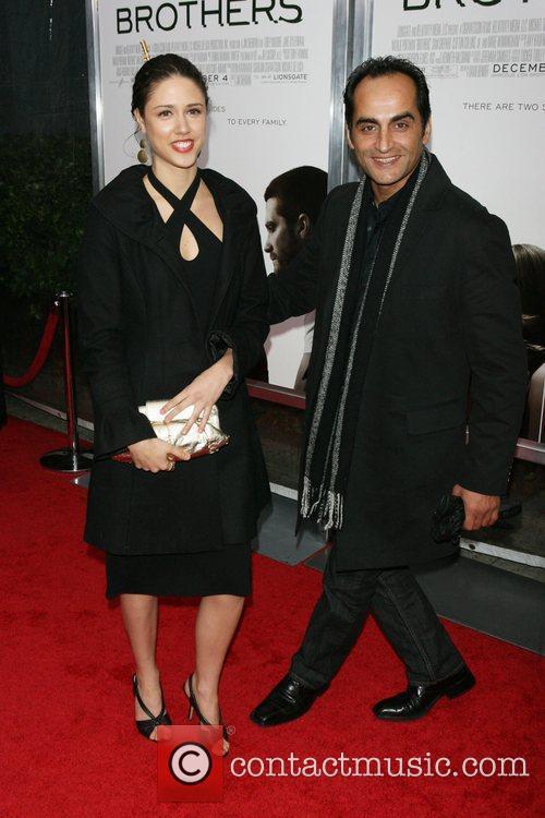 Rachel Claire, Navid Neghaban The Cinema Society, Details...