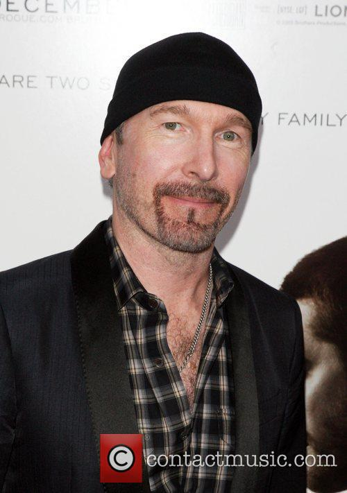 The Edge from U2 The Cinema Society, Details...