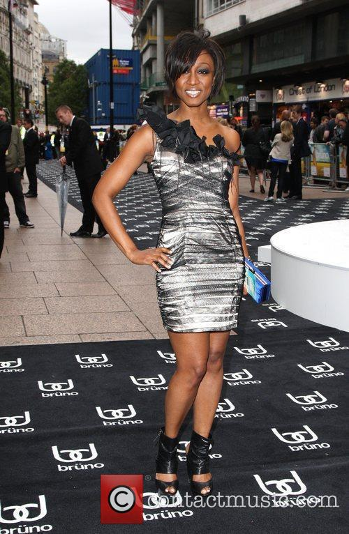 Beverley Knight and Empire Leicester Square 2