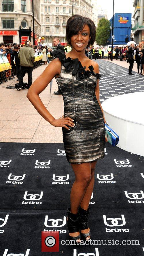 Beverley Knight and Empire Leicester Square 3