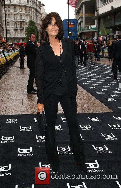 Claudia Winkleman and Empire Leicester Square 2