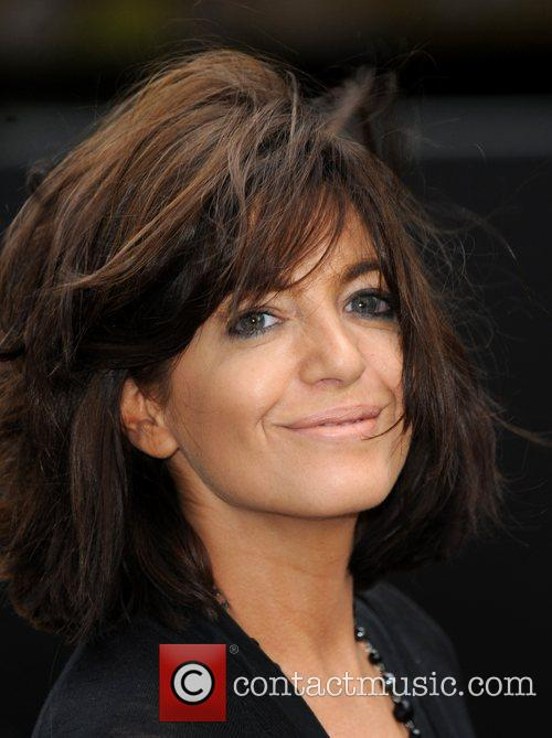 Claudia Winkleman and Empire Leicester Square 1