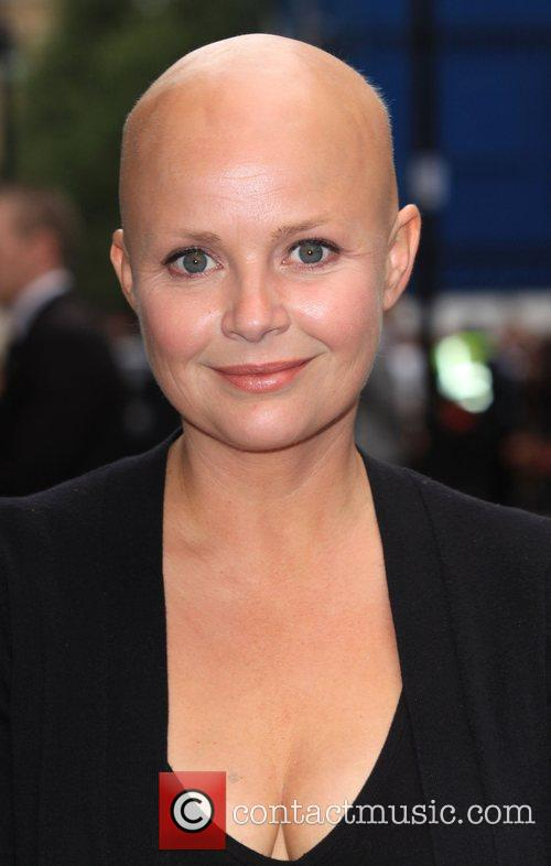 Gail Porter and Empire Leicester Square 3