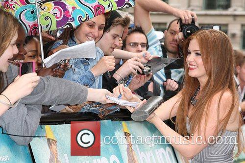 Isla Fisher and Empire Leicester Square 11