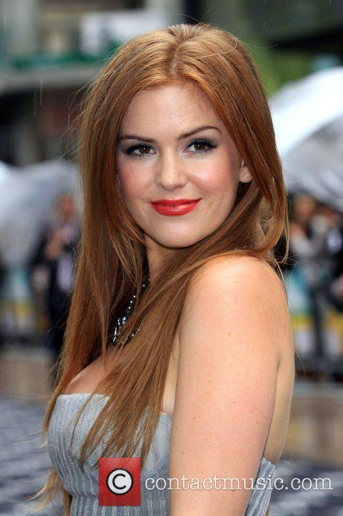 Isla Fisher and Empire Leicester Square 9