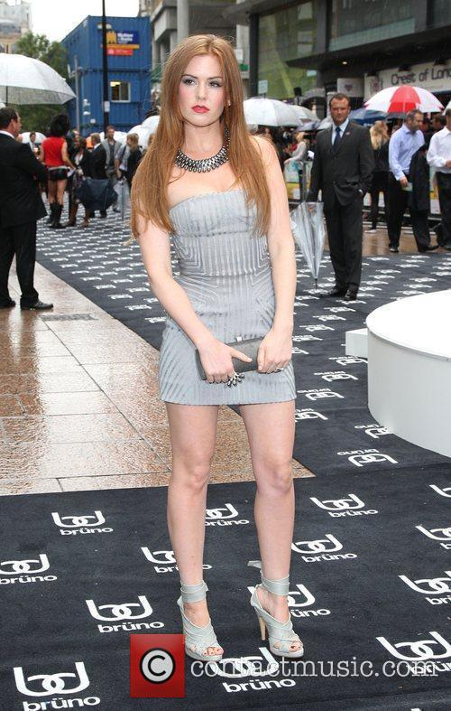 Isla Fisher and Empire Leicester Square 5