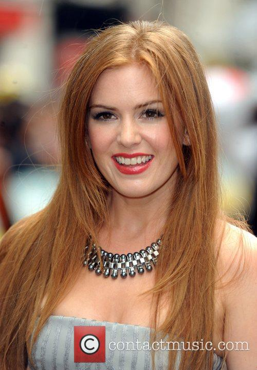 Isla Fisher and Empire Leicester Square 8