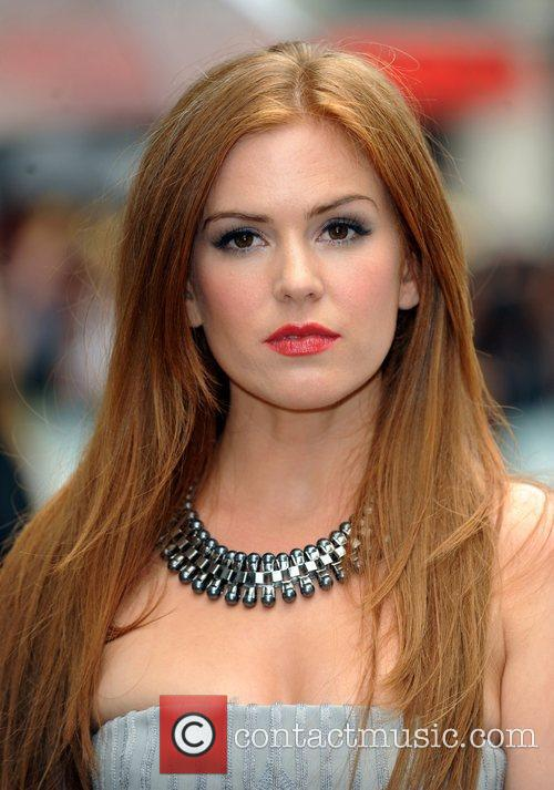 Isla Fisher and Empire Leicester Square 12