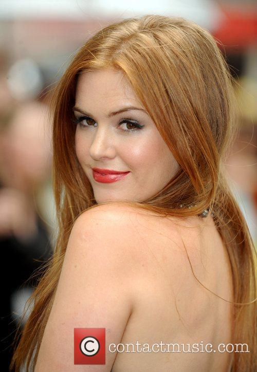 Isla Fisher and Empire Leicester Square 6