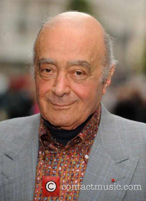 Mohammed Al Fayed and Empire Leicester Square 2