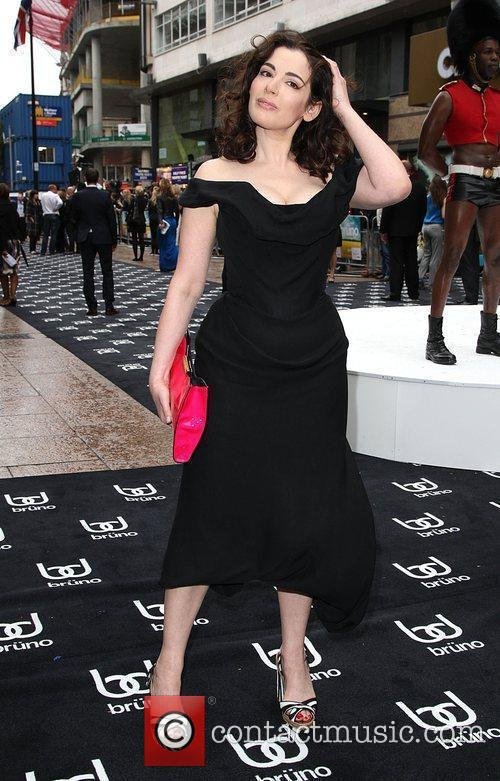 Nigella Lawson and Empire Leicester Square 6