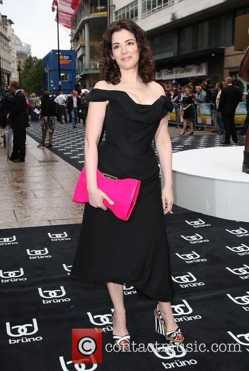 Nigella Lawson and Empire Leicester Square 3