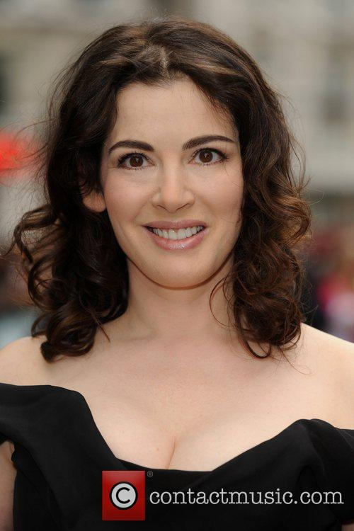 Nigella Lawson and Empire Leicester Square 4