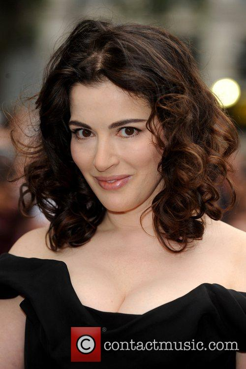 Nigella Lawson and Empire Leicester Square 8