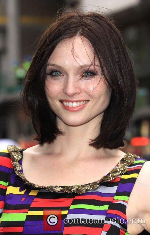 Sophie Ellis-bextor and Empire Leicester Square 6