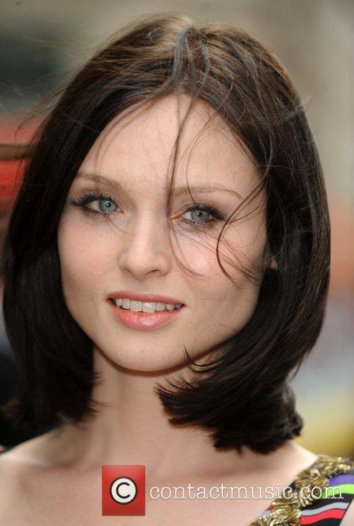 Sophie Ellis-bextor and Empire Leicester Square 2