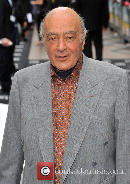 Mohammed Al Fayed and Empire Leicester Square 1