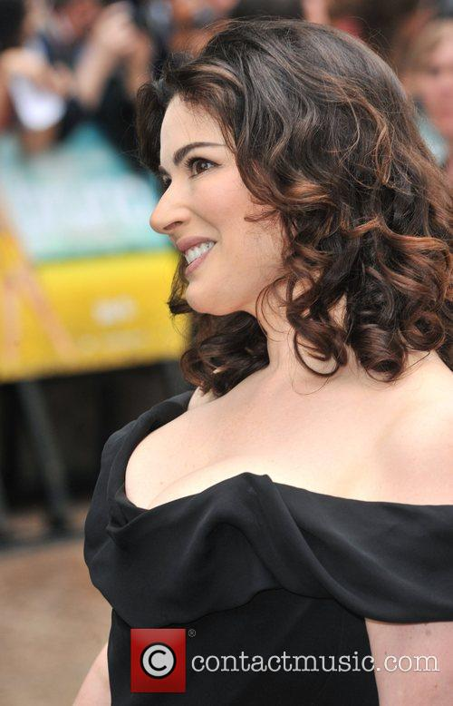 Nigella Lawson and Empire Leicester Square 11
