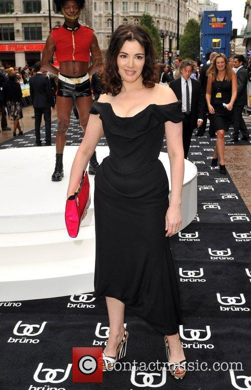 Nigella Lawson and Empire Leicester Square 1