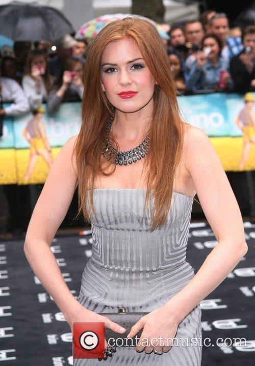 Isla Fisher and Empire Leicester Square 17