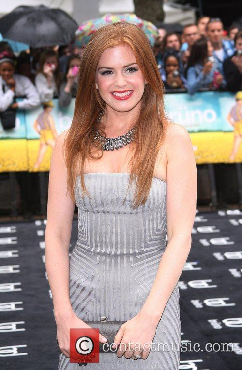 Isla Fisher, Empire Leicester Square