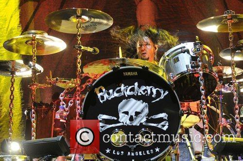 Buckcherry performing live at St. Pete Times Forum